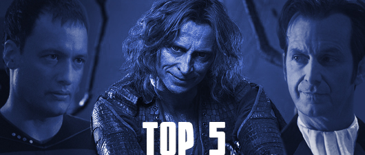 Top 5 TV Bad Guys