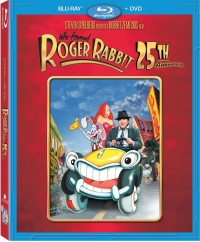 Who Framed Roger Rabbit 25th Anniversary Edition Blu-ray