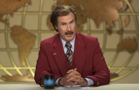 Anchorman 2 Anti-Piracy Trailer