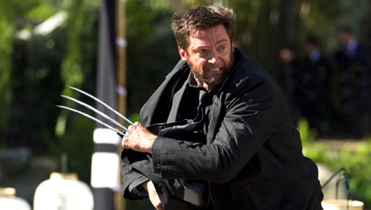 The Wolverine Hugh Jackman Image Header