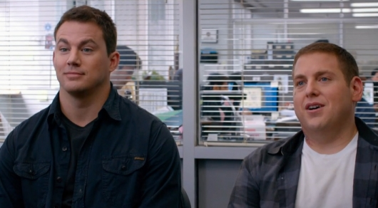 22 Jump Street With Channing Tatum, Jonah Hill