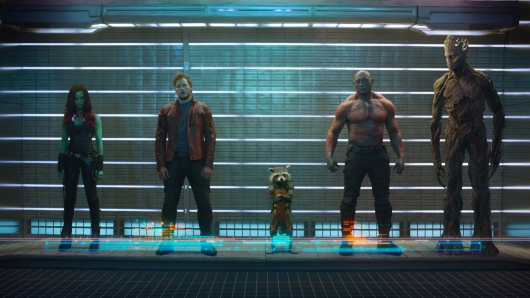 Guardians of the Galaxy first image