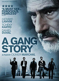 A Gang Story movie poster - Weinstein