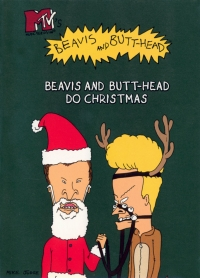 Beavis and Butt-Head Do Christmas 1995