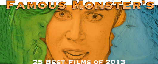 Best Films of 2013