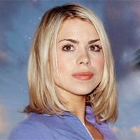 Billie Piper Head Shot