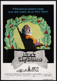 Black Christmas movie poster 1974