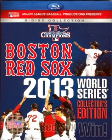 Boston Red Sox 2013 World Series Collector's Edition