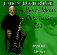 Christopher Lee Heavy Metal Christmas Too