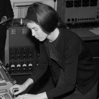 Delia Derbyshire Cutting Tape
