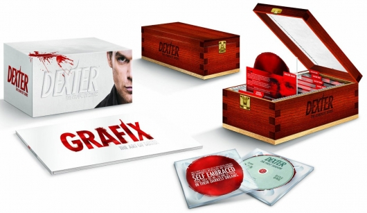 Dexter: The Complete Series Collection Blu-ray Box Set