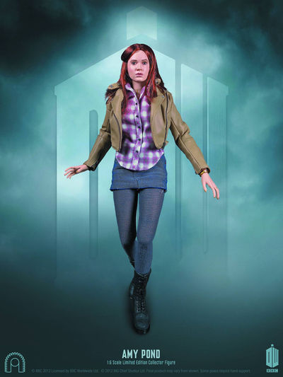 Doctor Who Amy Pond 1/6 Scale Figure