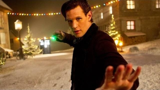 Matt Smith Doctor Who Christmas Special 2013 The Time Of The Doctor