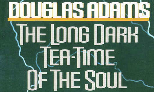 Douglas Adams Long Dark Tea-Time of the Soul