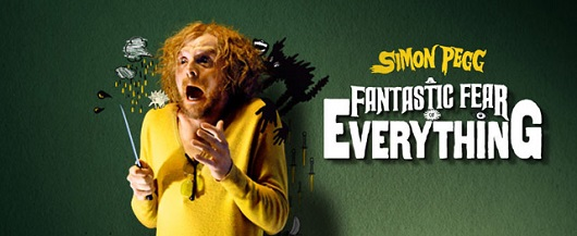 Fantastic Fear of Everything starring Simon Pegg