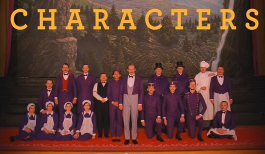 The Grand Budapest Hotel Cast of Characters Trailer