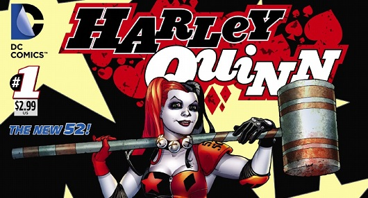 Harley Quinn #1 Cover Preview