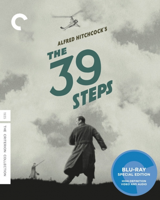 Alfred Hitchcock The 39 Steps
