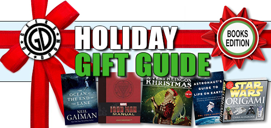 Holiday Gift Guide: Books banner