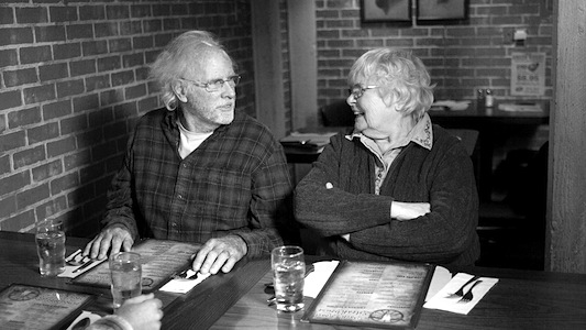 Bruce Dern and June Squibb in Nebraska