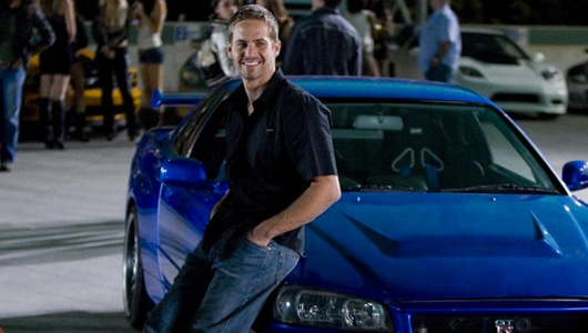 Paul Walker Fast And Furious