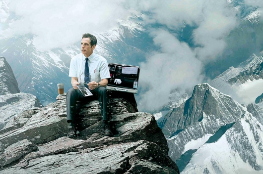 The Secret Life of Walter Mitty Header Image
