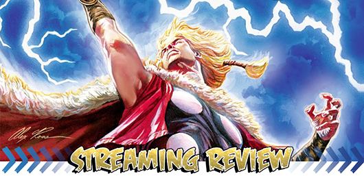 Streaming Review: Thor: Tales of Asgard banner
