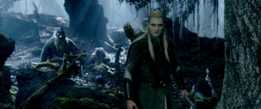Lord Of The Rings Elvish Dialogue
