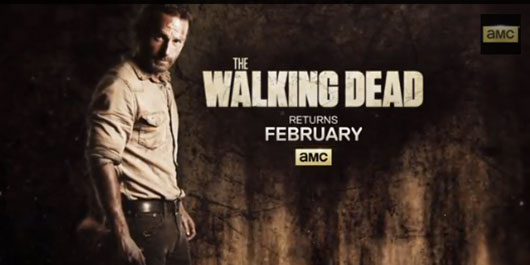 The Walking Dead Season 4 Mid-Season Premiere February 2014