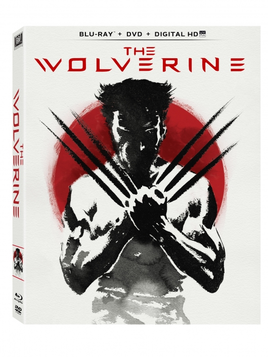 The Wolverine Blu-ray Combo Pack