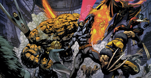 Simon Kinberg Expanding X-Men and Fantastic Four Universe