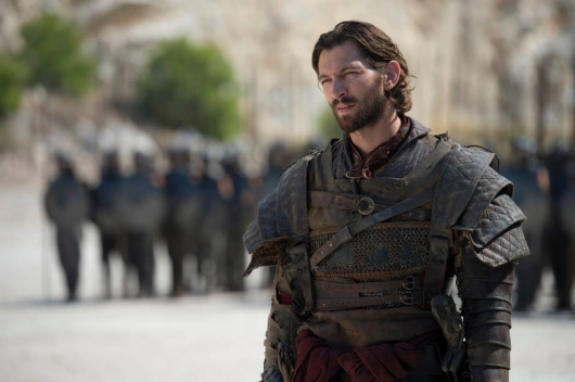 Game Of Thrones, Season 4 stills: Daario Naharis