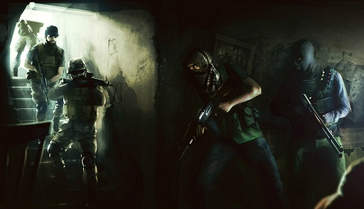 Insurgency screencap 01, New World Interactive
