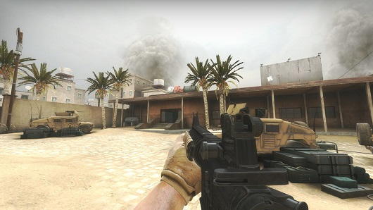 Insurgency screencap 03, New World Interactive