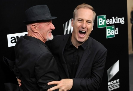 jonathan banks and bob odenkirk