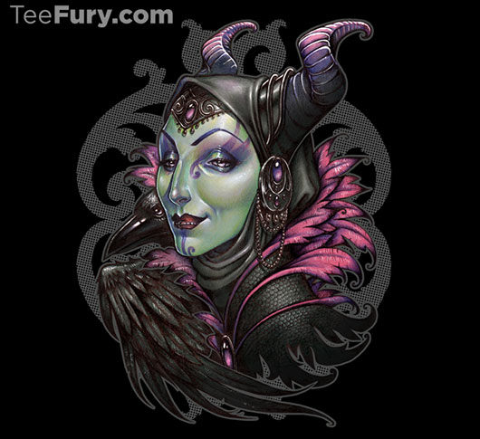 Maleficent Mistress of Evil Shirt