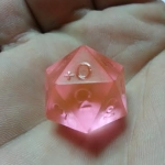 My favorite d20