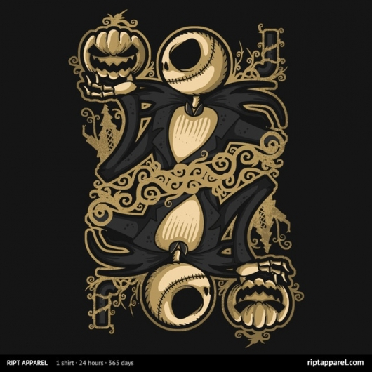 The Nightmare Before Christmas Jack Of Pumpkins