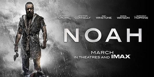Noah Russell Crowe movie banner