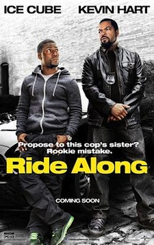 Ride Along Film Poster