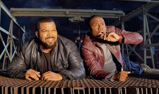 Ride Along starring Kevin Hart and Ice Cube