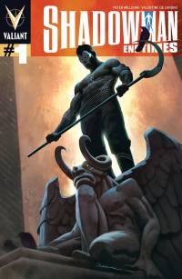 Shadowman End Times #1 pullbox cover by Jeff Dekal