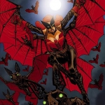 Batwoman #28 variant by Dave Johnson