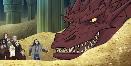 The Hobbit How The Desolation Of Smaug Should Have Ended