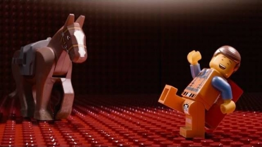 The LEGO Movie Chinese New Year