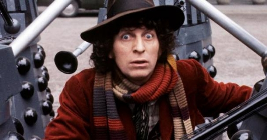 Tom Baker Good Omens Is Packed With Doctor Who Easter Eggs
