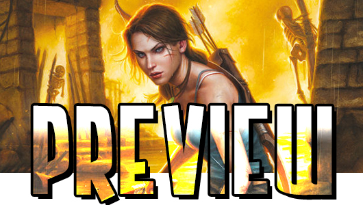 Tomb Raider #1 preview