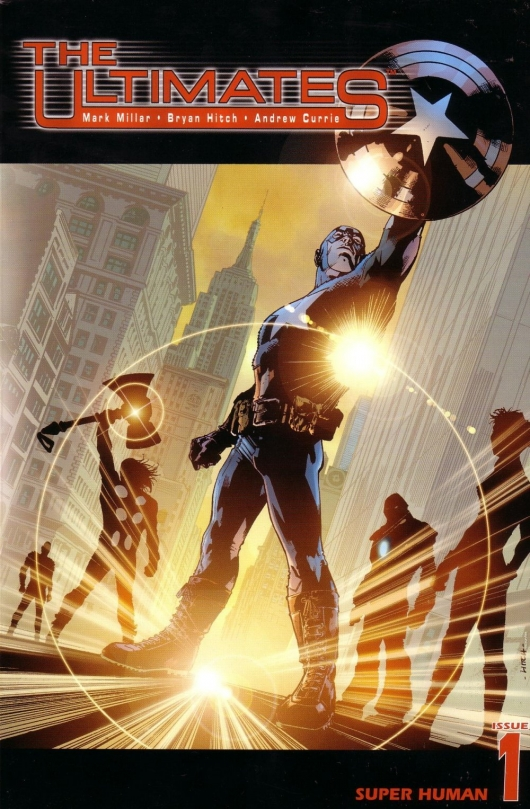 Marvel Ultimates Vol. 1 Super-Human