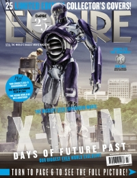 X-Men: Days Of Future Past, Empire cover 01 Sentinel