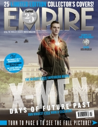 X-Men: Days Of Future Past, Empire cover 02 Havok
